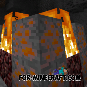 Too Many Ores mod for Minecraft PE 0.10.5