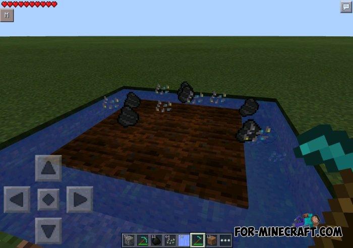 Мод на выращивание руды 1102 52