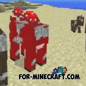 Morph Mod for Minecraft PE 0.10.5 / 0.10.4