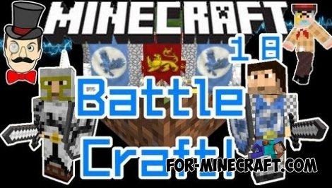 Battlecraft Mod for Minecraft PE 0.10.5