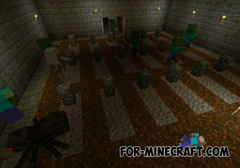 Adventure Map for Minecraft Pocket Edition 0.10.X