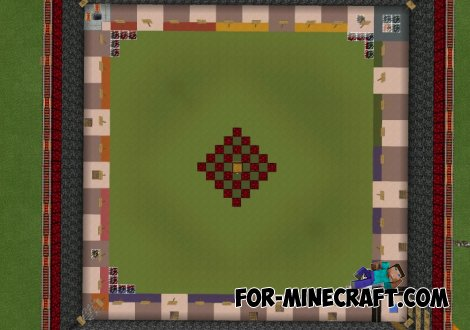 Monopoly Mini-game map for Minecraft Pocket Edition 0.10.5 / 0.11.0