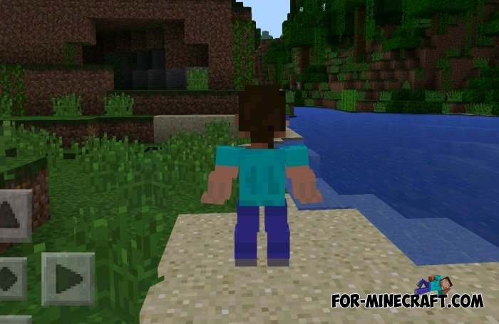 Player model mod for minecraft pe 0105 3d player model mod for minecraft pe 0105 sciox Image collections