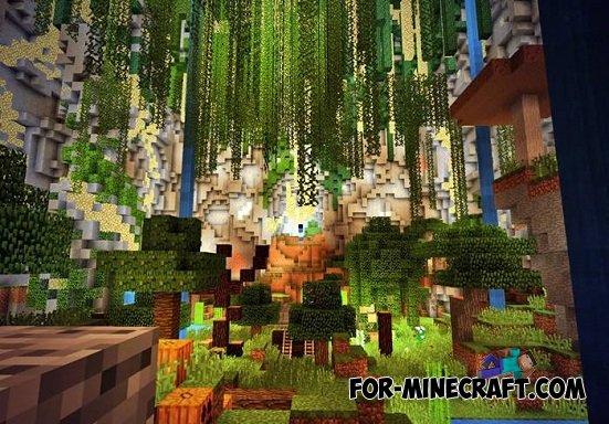 Minecraft End Of Earth Mod Download