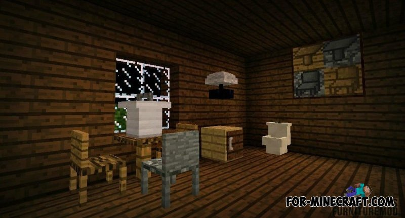 Mrcrayfish 39 S Furniture Mod V6 For Minecraft Pe