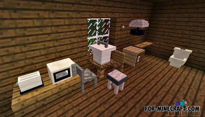 Update Mrcrayfish 39 S Furniture Mod For Mcpe