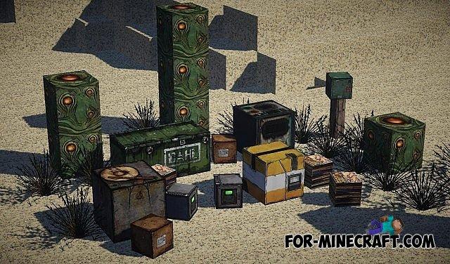 Скачать LIFE HD [64x] для Minecraft 1.7.10