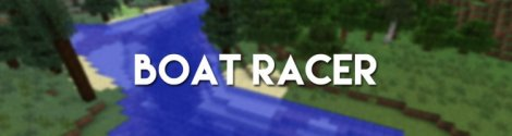 Boat Racer map for MCPE 0.11.0