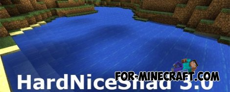 HardNiceShad shaders for MCPE 0.11.0
