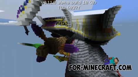 Fahrenheit (Continental Circus) map for Minecraft PE 0.11.0