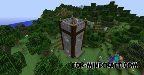 The Infinite Adventure mod for Minecraft 1.7.10