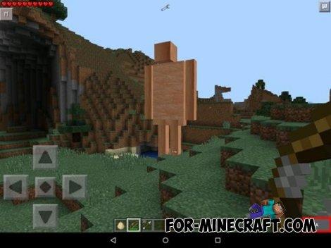Attack on Titan mod for Minecraft Pocket Edition