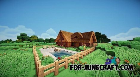 Survival House for Minecraft 1.8.6