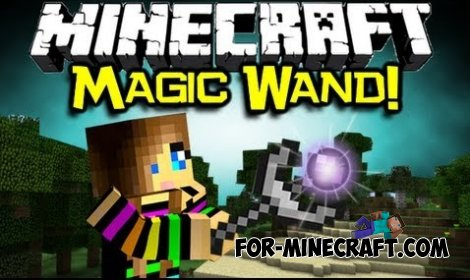 Kuuus Magic Wand for Minecraft 1.7.10