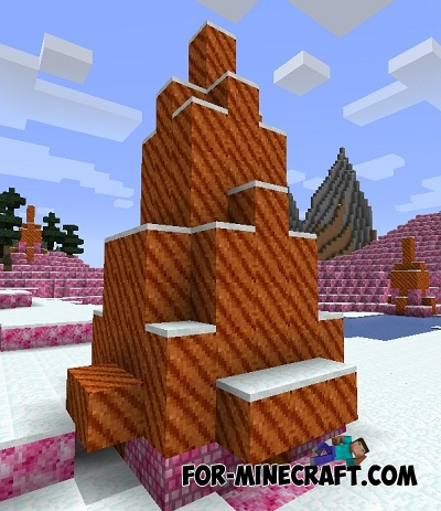 The Ice Cream mod for Minecraft 1.7.10
