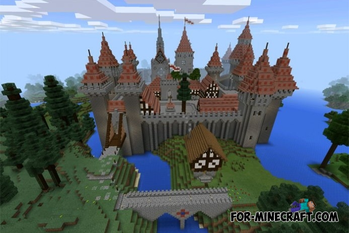 castle map for mcpe 0 11 1 Castle Maps For Minecraft Pe château castle map for mcpe 0 11 1 castle maps for minecraft pe