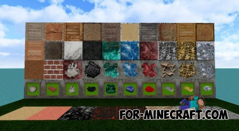 SCC Photo Realistic Universe Texture [256x] for Minecraft 1.8.6