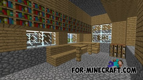 Eighthify mod for Minecraft 1.8.6 [x16]