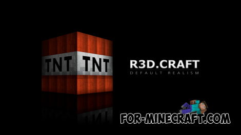 R3D Craft Smooth Realism Texture for Minecraft 1.8.6