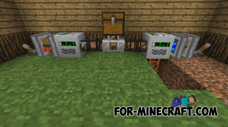 BuildCraft mod for Minecraft 1.7.10