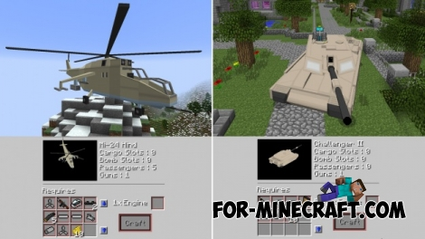 Flan's Mod for Minecraft 1.7.2