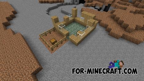 Wasteland mod for Minecraft 1.7.10