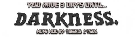 Darkness mod for Minecraft PE 0.11.0
