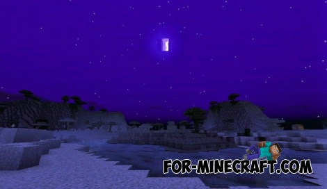 KMPE Shaders 1.7 TorchLight Update for MCPE 0.11.X » For ...