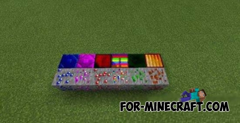 WeirdCraft mod for MCPE 0.11.1 / 0.11.0