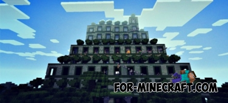 The Lost Temple map for Minecraft PE 0.10.5 / 0.11.0