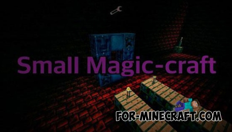 Small Magic-craft mod 1.2.0 for MCPE 0.11.X