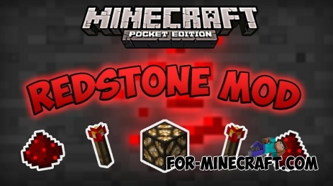PocketPower Mod for Minecraft PE 0.11.1