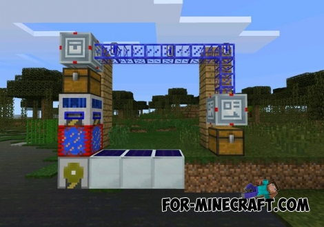 Factorization Mod 5.2 for Minecraft PE 0.11/0.12/0.13/0.14