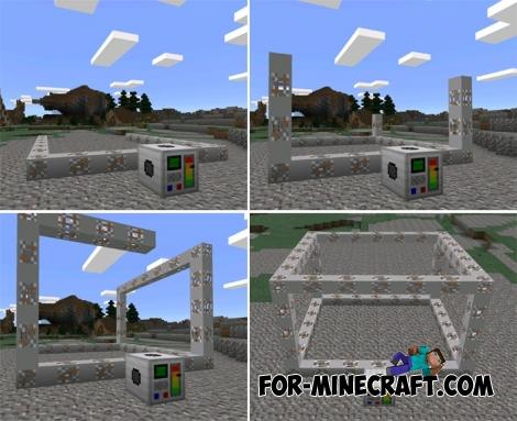 ExtendedCraft 3 mod for Minecraft PE 0.11.0 / 0.11.1 / 0.12.1