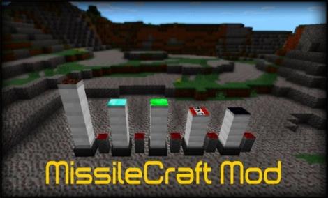 MissileCraft mod for Minecraft PE 0.11.1 / 0.11.0