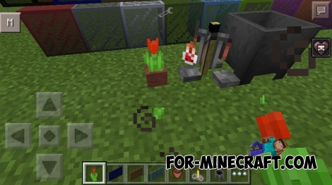PC Mod by HoJe for Minecraft PE 0.11.X