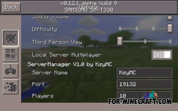 Сервера на майнкрафт пе 0 15 x