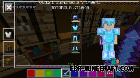 PVP CRAFT texture for Minecraft PE 0.12.1