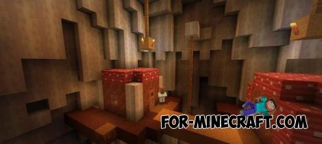 Skyshroom map for Minecraft PE 0.12.0