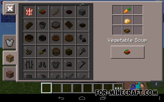Food mod for minecraft pe 0121 mofood mod for minecraft pe 0121 forumfinder Gallery