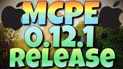 Full version of Minecraft PE 0.12.1