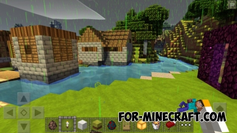 EnderWorld client (MCPE 0.12.1)