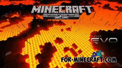 EVO Shader Mod for Minecraft PE 0.12.X