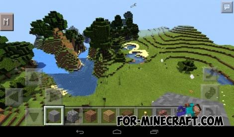 RW Shaders v1.0 for Minecraft PE 0.12.1/0.12.2/0.12.3