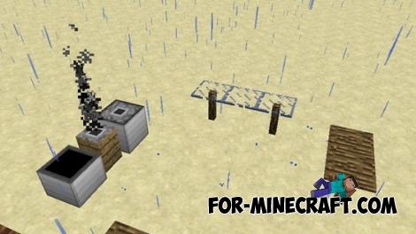 Mo'DecoCraft mod v1.0 for Minecraft PE 0.12.1/0.12.2/0.12.3