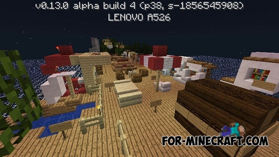 Minecraft Pe Furniture ideas map for minecraft pe 0.13.0