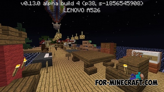 furniture ideas map for minecraft pe