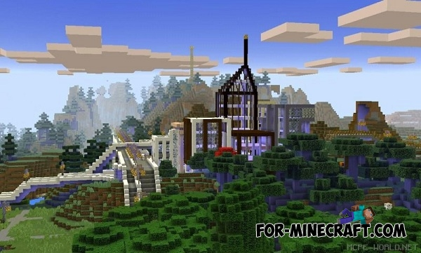 How to Catch Rabbit with Trap in Minecraft PE 0.13.0-Goplay.com ...