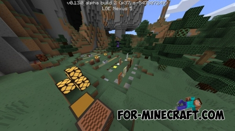 SimpleJCraft texture for Minecraft PE 0.13.0