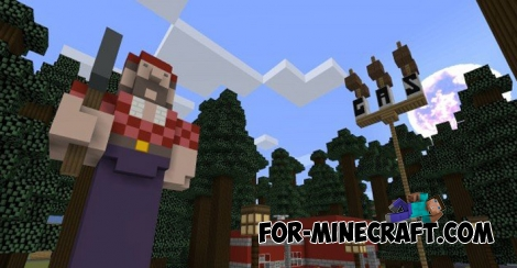 Gravity Falls for Minecraft PE 0.13.0